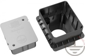 Фото 1/2 GL-11404, GALMAR Колодец инспекционный для всех типов грунта (пластик)