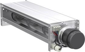 QK08A-2EM.35.CF, Нагнетательный вентилятор, серия QK08, Центробежный, 230 В, AC (Переменный Ток), 473 мм, 160 мм