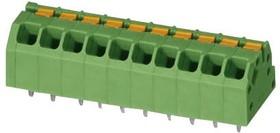 SPTAF 1/14-3,5-IL, Клеммная колодка типа провод к плате, 3.5 мм, 14 вывод(-ов), 24 AWG, 16 AWG, 1.5 мм², Вставной