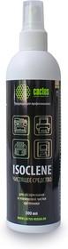 Спирт изопропиловый Cactus CS-ISOCLENE300 для очистки техники 300мл