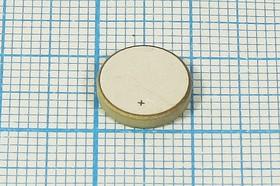 Ультразвуковой диск диаметром 10мм и толщиной 2.15мм, 1МГц, пэу 10 x 2,15\диск\1,00МГц\\\\ JYY5Y10200B\JINYUYAN