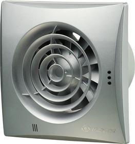 Вентилятор 125 Quiet алюм. лак