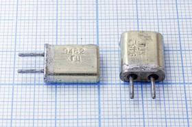 Фото 1/4 кварцевый резонатор 9.482МГц в корпусе с жёсткими выводами МА=HC25U, 9482 \HC25U\\\\МА\1Г