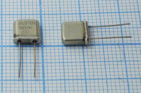 Фото 1/4 кварцевый резонатор 9.998МГц в миниатюрном корпусе UM5, 9998 \UM5\S\\\МН\1Г (9998К)