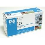 Картридж лазерный HP 15X C7115X черный (3500стр.) для HP LJ ...