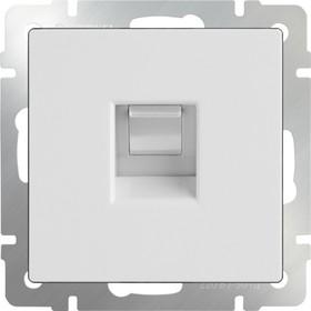 WL01-RJ-45 / Розетка Ethernet RJ-45 (белая)