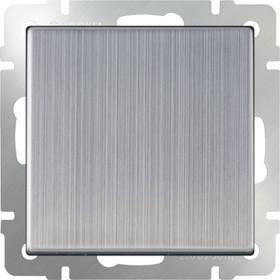 WL02-SW-1G / Выключатель одноклавишный (глянцевый никель)
