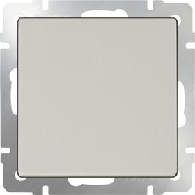 WL03-SW-1G-С-ivory /Перекрестный переключатель одноклавишный (слоновая кость)