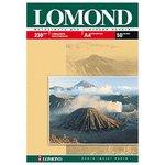 Фотобумага Lomond 0102049 A4/230г/м2/25л./белый глянцевое для струйной печати