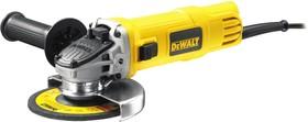 УШМ (болгарка) DEWALT DWE4151-KS 125мм 900Вт 11800об/мин 2.1кг