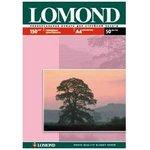 Фотобумага Lomond 0102018 A4/150г/м2/50л./белый глянцевое для струйной печати