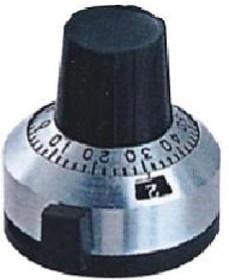 ZJ-22-15-4-A, Счетчик оборотов для переменного резистора 15 об. 4мм