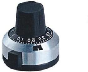 ZJ-22-15-6-B, Счетчик оборотов для переменного резистора 15 об. 6мм