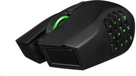 Мышь RAZER Naga Epic Chroma лазерная проводная USB, черный [rz01-01230100-r3g1]