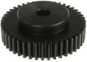 SS20/44B, Gear, spur, steel, 2.0 mo