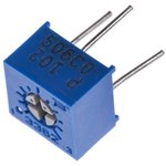 Фото 3/6 3362P-1-102LF (СП3-19а), 1 кОм, Резистор подстроечный