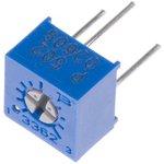 Фото 3/6 3362P-1-502LF (СП3-19а), 5 кОм, Резистор подстроечный