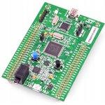 STM32F411E-DISCO, Отладочная плата на базе MCU STM32F411VET6 ...