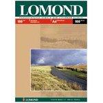 Бумага Lomond 0102002 A4/100г/м2/100л./белый матовое/матовое ...