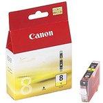 0623B024, Картридж CANON CLI-8Y, желтый [0623B024]