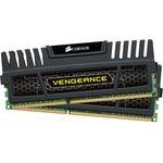 Модуль памяти CORSAIR Vengeance CMZ8GX3M2A1600C9 DDR3 - 2x 4Гб 1600, DIMM, Ret
