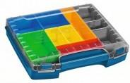 Кейс с прозрачной крышкой i-BOXX 72 с ячейками 10 шт. , удобная ручка, прозрачная крышка, подходит для всех LS - boxx и i-boxx racks