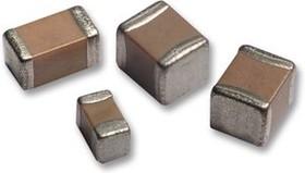 Фото 1/2 Кер.ЧИП конд. 0.033мкФ X7R 2кВ 10% 2225, 2225GC333KAT1A, Многослойный керамический конденсатор, 2225 [5664 Метрический], 0.033 мкФ, 2 кВ, ±