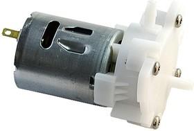 Фото 1/2 MICRO-WATER-PUMP, Микро водяной насос для Arduino проектов, рабочее напряжение 3…12В