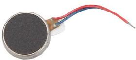 VIBRATING-MOTOR, Плоский вибромотор 10мм 3В для Arduino проектов
