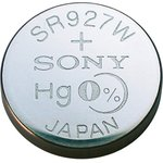 SR 927 WN-PB ВL-1 (399/D9,5 x H2.7/1.55V/57mAh - батарейка для часов)