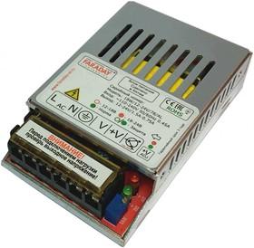 18W/12-24V/78AL, Блок питания с регулируемым напряжением, 12-24В,1.5-0.75А,18Вт