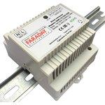 36W/12-24V/DIN, Блок питания с регулируемым напряжением, 12-24В,3.0-1.5А,36Вт