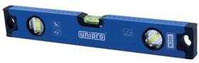 Уровень UNIPRO 16255U 400мм 1мм/м 3 глазка магнит