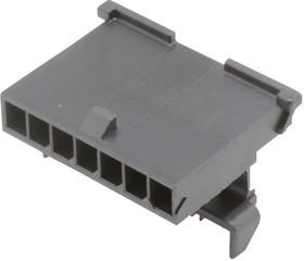 200875-0005, Корпус разъема, Micro-Fit 3.0 TPA 200875 Series, Штекер, 5 вывод(-ов), 3 мм