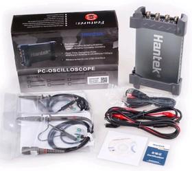 DSO6074BD, USB осциллограф 4 канала х 70МГц + генератор сигналов