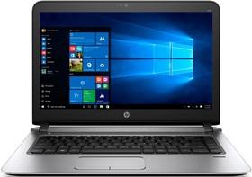 """Ноутбук HP ProBook 440 G3, 14"""", Intel Core i3 6100U, 2.3ГГц, 4Гб, 128Гб SSD, Intel HD Graphics 520, Windows 7 Professional (W4N86EA)"""