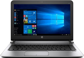 "Ноутбук HP ProBook 430 G3, 13.3"", Intel Core i7 6500U, 2.5ГГц, 8Гб, 500Гб, Intel HD Graphics 520, Windows 7 Professional (W4N77EA)"