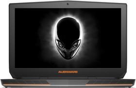 """Ноутбук DELL Alienware 17 R3, 17.3"""", Intel Core i7 6700HQ, 2.6ГГц, 32Гб, 1000Гб, 512Гб SSD, nVidia GeForce GTX 980M - 8192 (A17-9587)"""