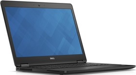 "Ультрабук DELL Latitude E7470, 14"", Intel Core i5 6200U, 2.3ГГц, 8Гб, 256Гб SSD, Intel HD Graphics 520, Windows 7 (7470-0592)"