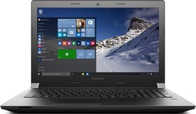 "Ноутбук LENOVO IdeaPad B5130, 15.6"", Intel Pentium N3700, 1.6ГГц, 2Гб, 500Гб, Intel HD Graphics , DVD-RW, Free DOS, черный [80lk00jyrk]"