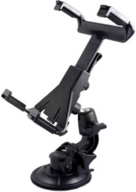 Автомобильный держатель WIIIX KDS-2TV, для планшетных компьютеров, черный