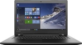 """Ноутбук LENOVO IdeaPad B7180, 17.3"""", Intel Pentium 4405U, 2.1ГГц, 4Гб, 1000Гб, AMD Radeon R5 M330 - 2048 Мб, Windows 10 (80RJ00F2RK)"""
