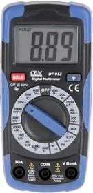 DT-912, Мультиметр цифровой | купить в розницу и оптом