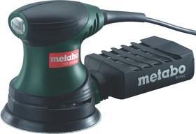 Шлиф.машинка орбитальная METABO FSX 200 Intec (609225500) 240Вт 11000об/мин диам.125мм в кейсе