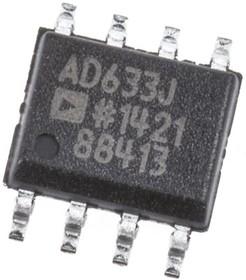 AD633JRZ, Четырехквадрантный аналоговый умножитель [SO-8]