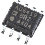 Фото 2/5 ADG419BRZ, Прецизионный аналоговый ключ [SO-8]