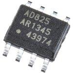 Фото 2/5 AD825ARZ, Универсальный, высокоскоростной усилитель с полевыми транзисторами на входе, [SO-8]