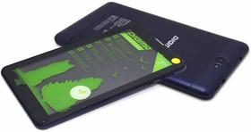 Планшет DIGMA Optima E7.1 3G, 512Мб, 4Гб, 3G, Android 4.4 темно-синий [tt7071mg]