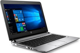 "Ноутбук HP ProBook 430 G3, 13.3"", Intel Core i5 6200U, 2.3ГГц, 4Гб, 500Гб, Intel HD Graphics 520, Windows 7 Professional (W4N70EA)"