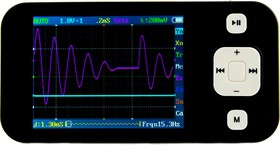 Фото 1/3 МЕГЕОН 15001, Осциллограф портативный карманный 200 кГц
